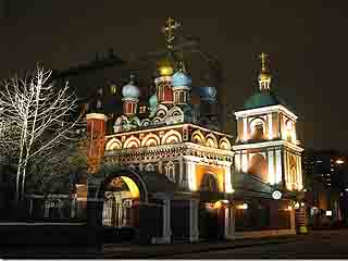 莫斯科:  俄国:  