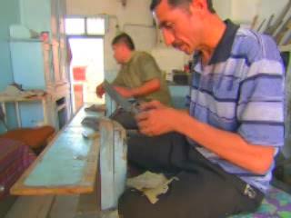 费尔干纳盆地:  乌兹别克斯坦:      Chust Knifes