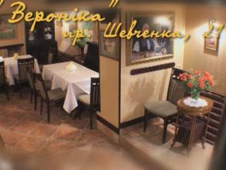 リヴィウ:  ウクライナ:      Confectionery restaurant «Veronika»