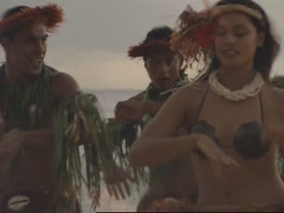 Images Cook Islands Dance ethnographic