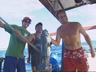 Острова Кука:      Рыбалка на Островах Кука