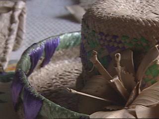 Cook Islands:      Cook Islands Handicrafts