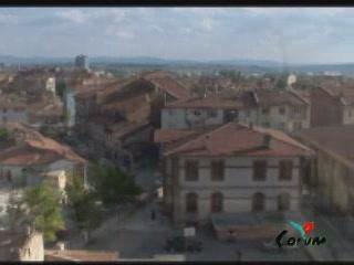Corum:  トルコ:      Corum City Architecture