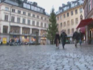 Stockholm:  Sweden:      Cruise to Stockholm