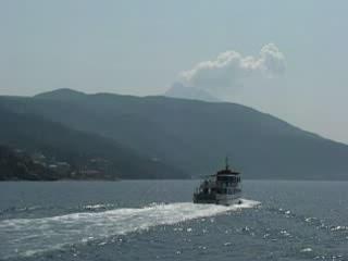 Halkidiki:  アトス山:  ギリシャ:      Cruises on Athos