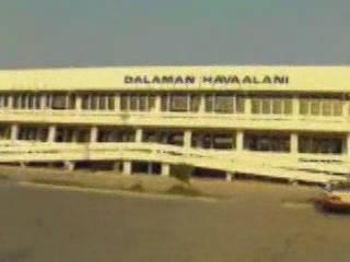 達拉曼:  土耳其:      Dalaman Airport