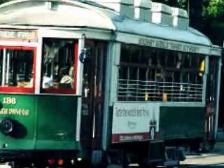 صور Dallas Uptown Trolley نقل