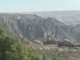 Дана:  Иордания:      Биосферный заповедник Дана