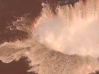 Бразилия:      Водопад Горло Дьявола