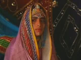 Pushkar:  拉贾斯坦邦:  印度:      Dramatized show in Pushkar