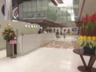 ドバイ:  アラブ首長国連邦:      Dubai Airport Lounge