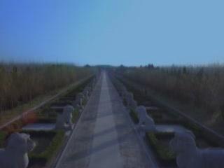 Аньхой:  Китай:      Фэньянский мавзолей династии Мин