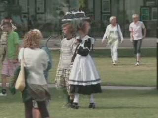 維斯比:  哥得蘭島:  瑞典:      Festival in Visby