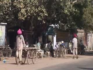 Раджастхан:  Индия:      Феодальная деревня Гханерао