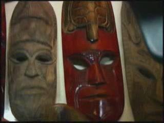 斐济:      Fiji Handicraft