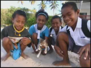 フィジー:      Fiji People