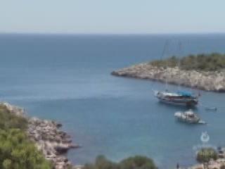 Finike:  Antalya:  トルコ:      Finike Bay