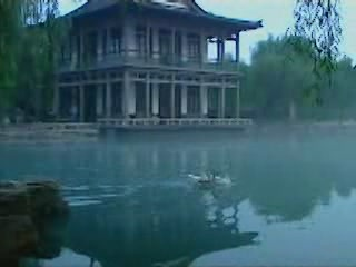 济南市:  中国:      五龙潭