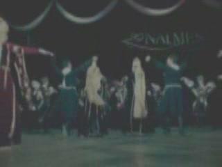 Адыгея:  Россия:      Народные танцы Адыгеи