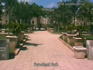 Занзибар:  Архипелаг Занзибар:  Танзания:      Сады Фородани
