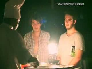 Zanzibar City:  Zanzibar Archipelago:  Tanzania:      Forodhani Park night