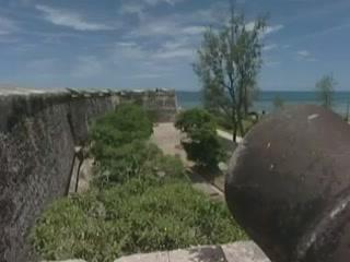 Island of Mozambique:  Mozambique:      Fort São Sebastião