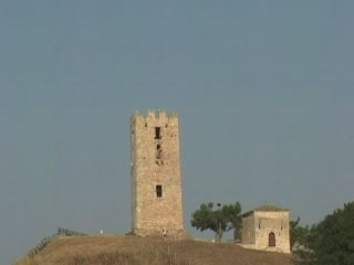 Неа Фокия:  Халкидики:  Греция:      Крепость Неа Фокия