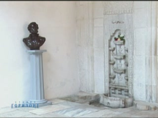バフチサライ:  Crimea:  ウクライナ:      Fountain of Tears