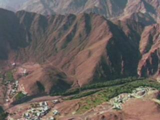 富吉拉:  阿拉伯联合酋长国:      Fujairah Landscape