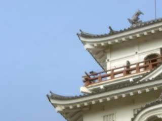 Фукуяма:  Япония:      Замок Фукуяма