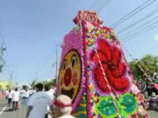 Фукуяма:  Япония:      Фестиваль роз в Фукуяме