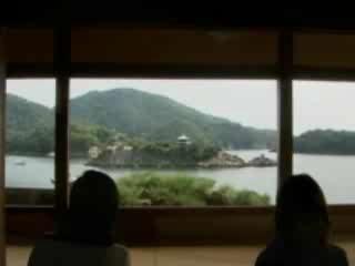鞆の浦:  福山市:  日本:      Fukuzenji Temple
