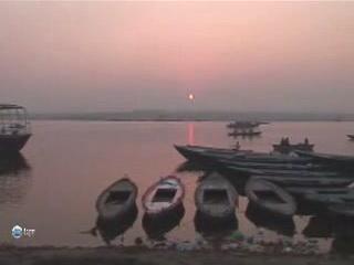 インド:      ガンジス川