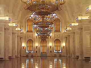克里姆林宫:  莫斯科:  俄国:  