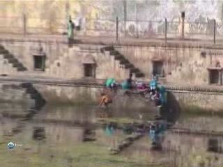 烏代浦:  拉贾斯坦邦:  印度:      Ghats in Udaipur