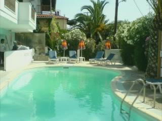 Kassandra:  Halkidiki:  ギリシャ:      Golden Sun Hotel in Pefkochori