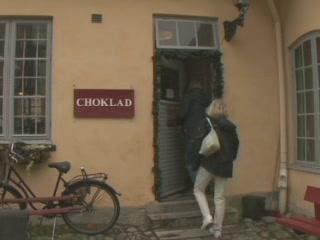 Гётеборг:  Швеция:      Гетеборгская шоколадно-карамельная фабрика