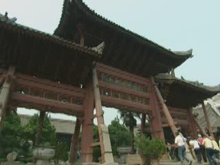 Xi\'an:  Shaanxi:  China:      Great Mosque of Xi'an