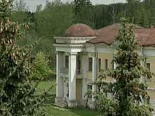 Moskovskaya Oblast':  Russia:      Grebnevo