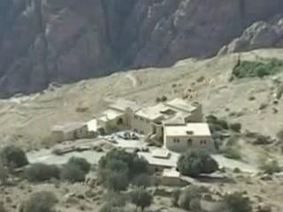 Dana, Jordan:  ヨルダン:      Guesthouse in Dana Reserve