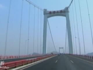 厦门市:  中国:      海滄大橋