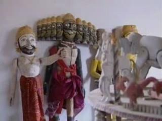 Орисса:  Пури:  Индия:      Музей в Батагаоне