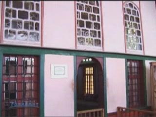 バフチサライ:  Crimea:  ウクライナ:      Harem building, Bakhchisaray Palace