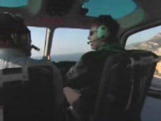 モナコ:      Helicopter trip to Monaco