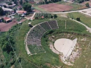 Dion, Pieria:  Greece:  
