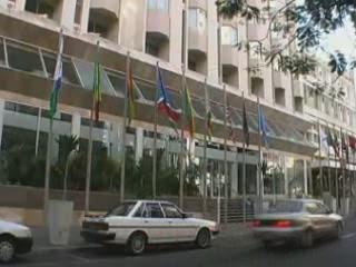 Maputo:  Mozambique:      Hotel Avenida