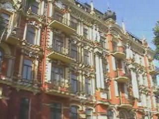 Киев:  Украина:      Гостиница «Лейпциг»