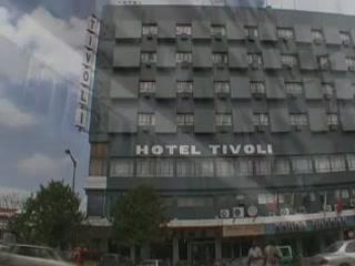 Maputo:  Mozambique:      Hotel Tivoli