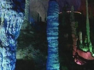 張家界市:  中国:      Huanglong Cave