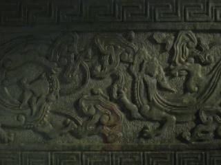 Аньхой:  Китай:      Резьба по камню Хойчжоу